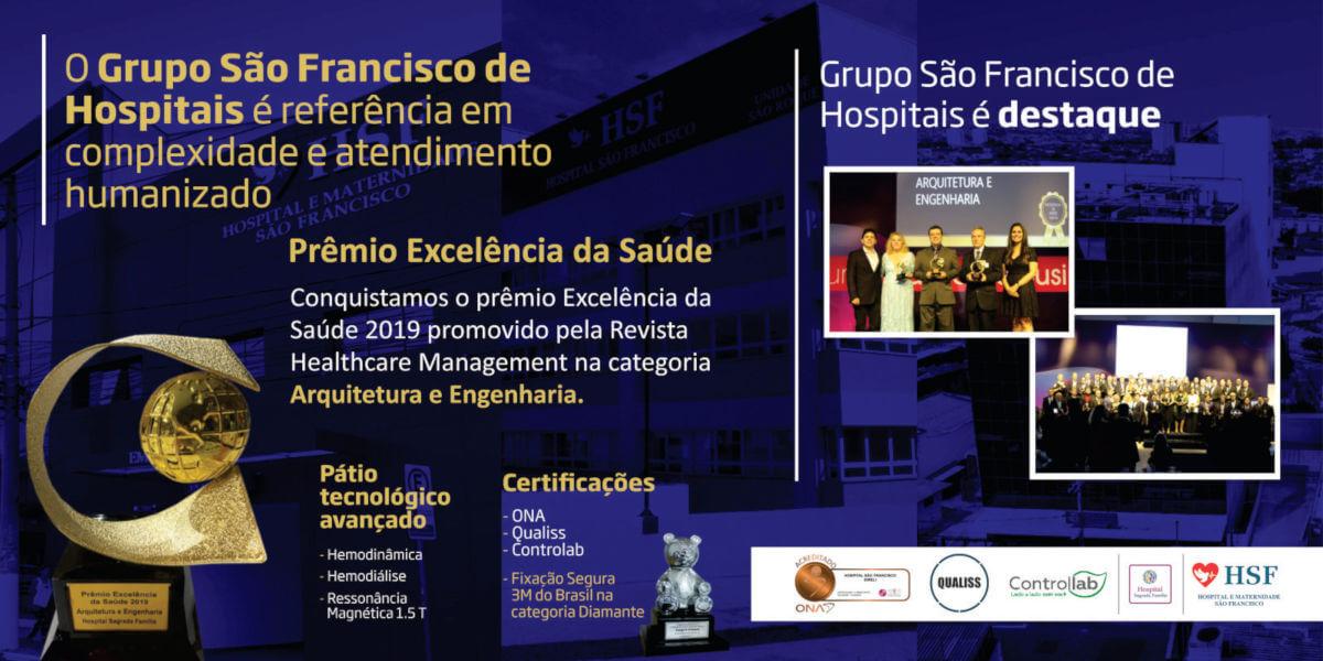 Grupo São Francisco de Hospitais